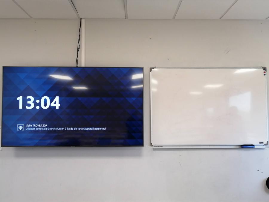 Equipementsdes salles de cours